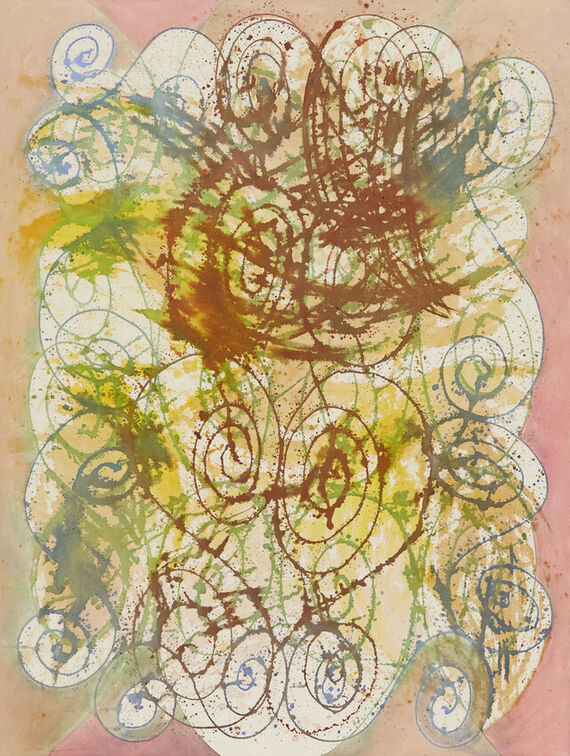 Bez názvu #16 (akryl) by Alžběta Krňanská,