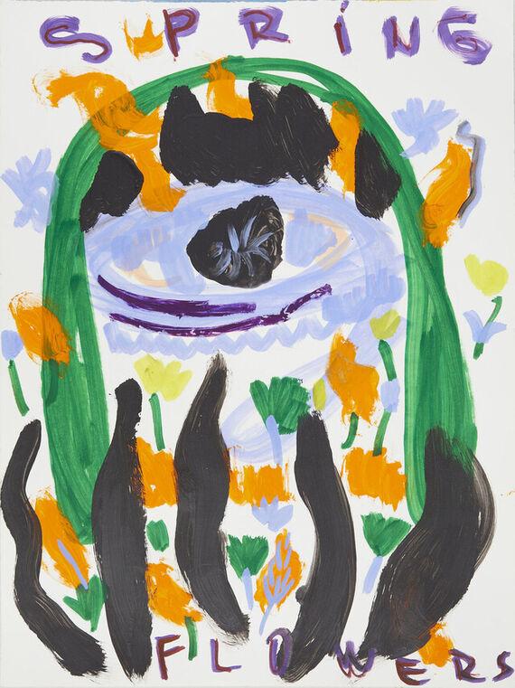 """série """"Spring flowers"""" 4 by Kateřina Ondrušková,"""