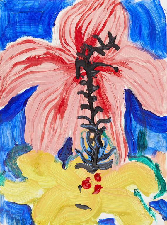 """série """"Spring flowers"""" 9 by Kateřina Ondrušková,"""