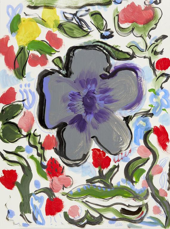 """série """"Spring flowers"""" 17 by Kateřina Ondrušková,"""