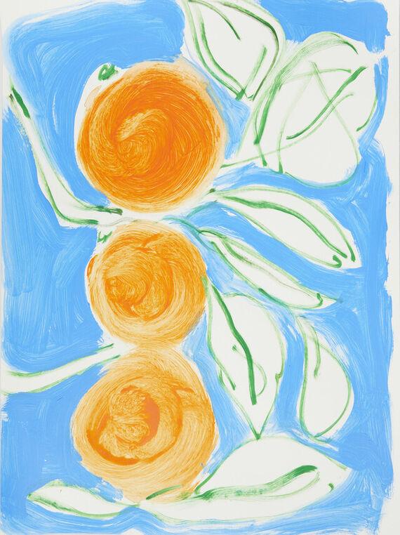 """série """"Spring flowers"""" 18 by Kateřina Ondrušková,"""