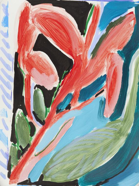 """série """"Spring flowers"""" 19 by Kateřina Ondrušková,"""