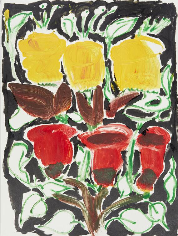 """série """"Spring flowers"""" 20 by Kateřina Ondrušková,"""