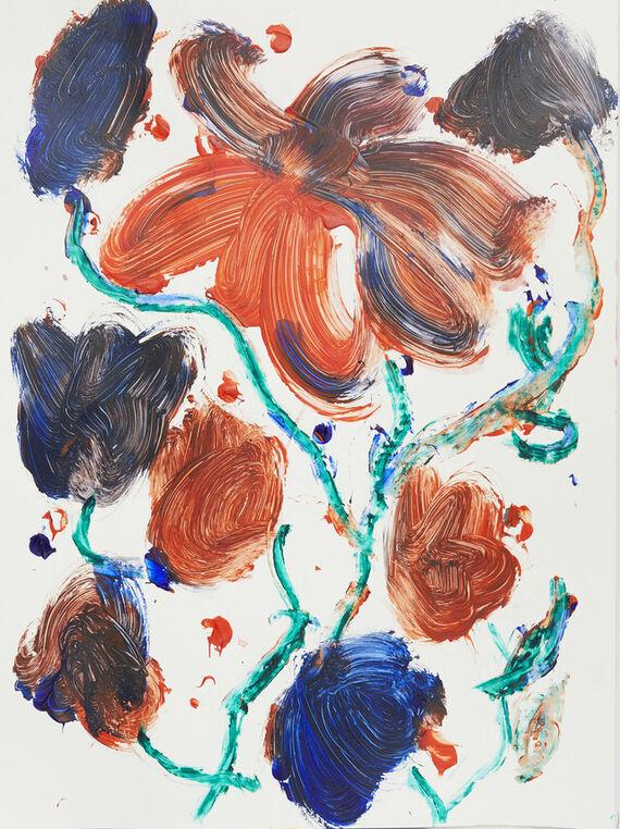 """série """"Spring flowers"""" 21 by Kateřina Ondrušková,"""