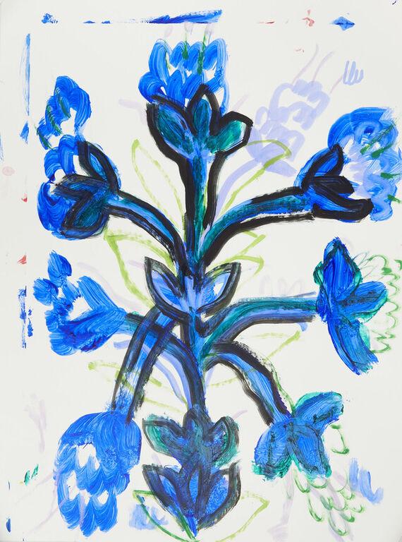 """série """"Spring flowers"""" 23 by Kateřina Ondrušková,"""
