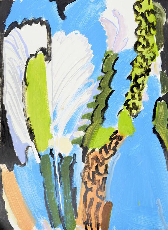 """série """"Spring flowers"""" 24 by Kateřina Ondrušková,"""