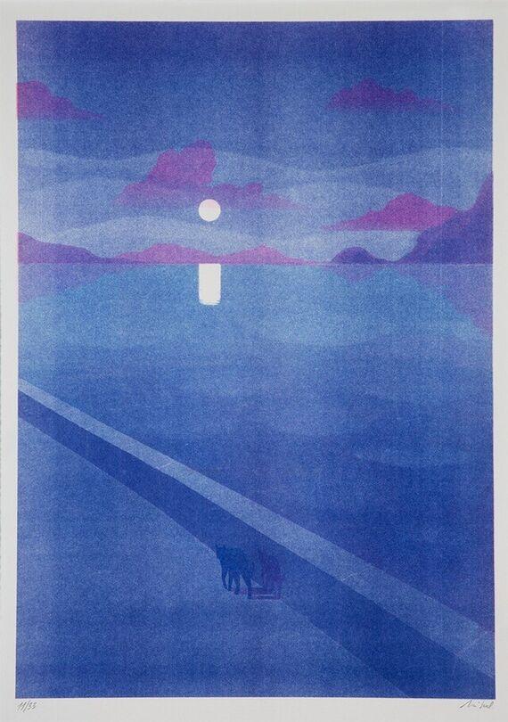 Evening Shikoku by Jakub Mikuláštík,