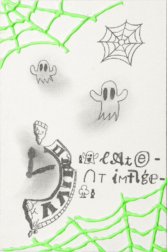Time fraction 08 by Jiří  Procházka,