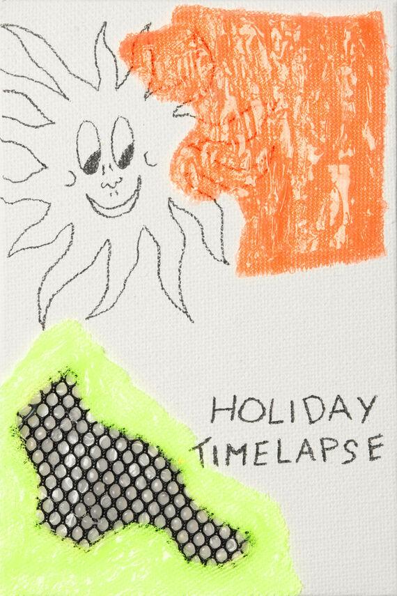 Time fraction 22 by Jiří  Procházka,