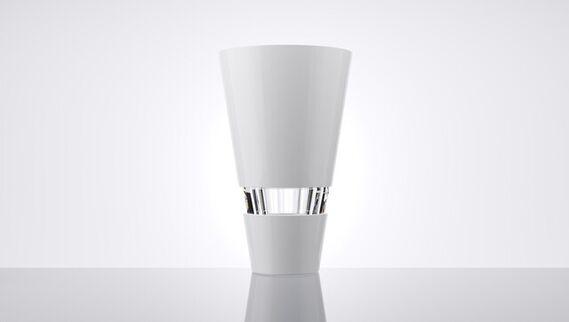 Mark - white crystal by Pavel Výtisk,