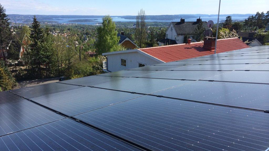 Sjekkliste for solcellekjøpere