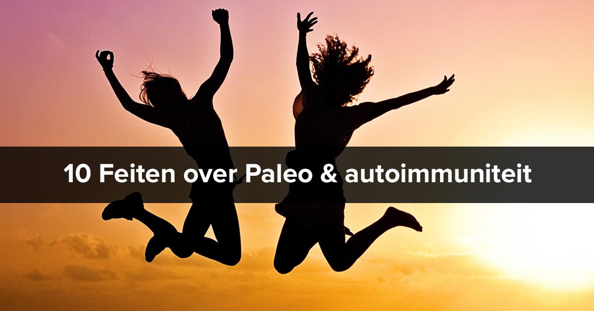 Paleo en autoimmuniteit