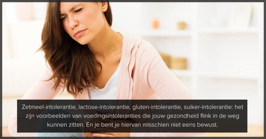 Voedingsintolerantie