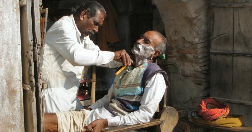Close shave – läheltä piti -elämys