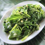 Quali sono le proprietà degli spinaci?