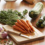 Il colore arancione della carota: una scelta politica – storia della carota