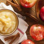 Polpa di zucca e mela al forno