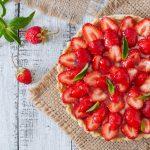 Crostata di fragole: un dolce gustoso e salutare