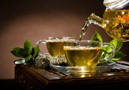 L'azione detox dei tè