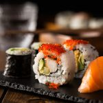 Pelle ringiovanita grazie a sushi, sashimi e chirashi