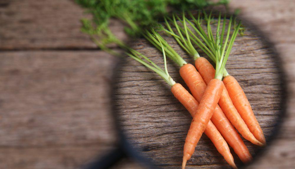 Come eliminare i pesticidi dalla verdura e dalla frutta