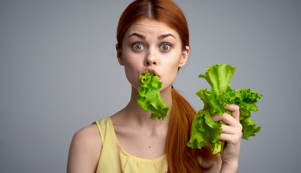 dieta vegetariana: attenzione a questi sintomi