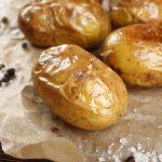 Sì! Se vuoi perdere peso puoi mangiare le patate