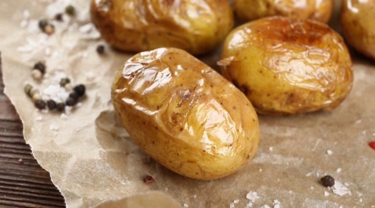 Patate per dimagrire: è possibile?