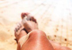 Abbronzatura e pelle