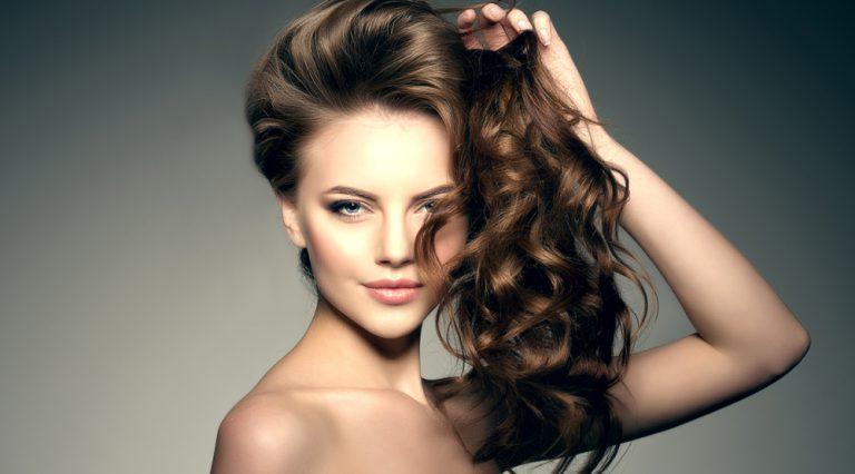 Maschere naturali per capelli