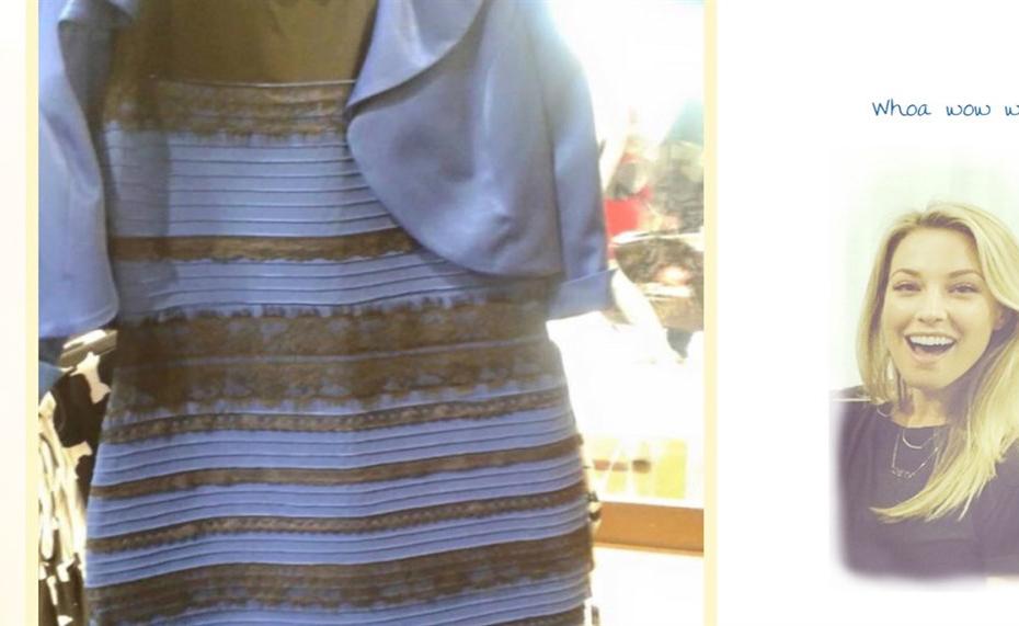 Spiegazione vestito nero oro