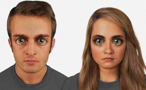 Il volto dell'uomo tra mille anni | Pazienti.it