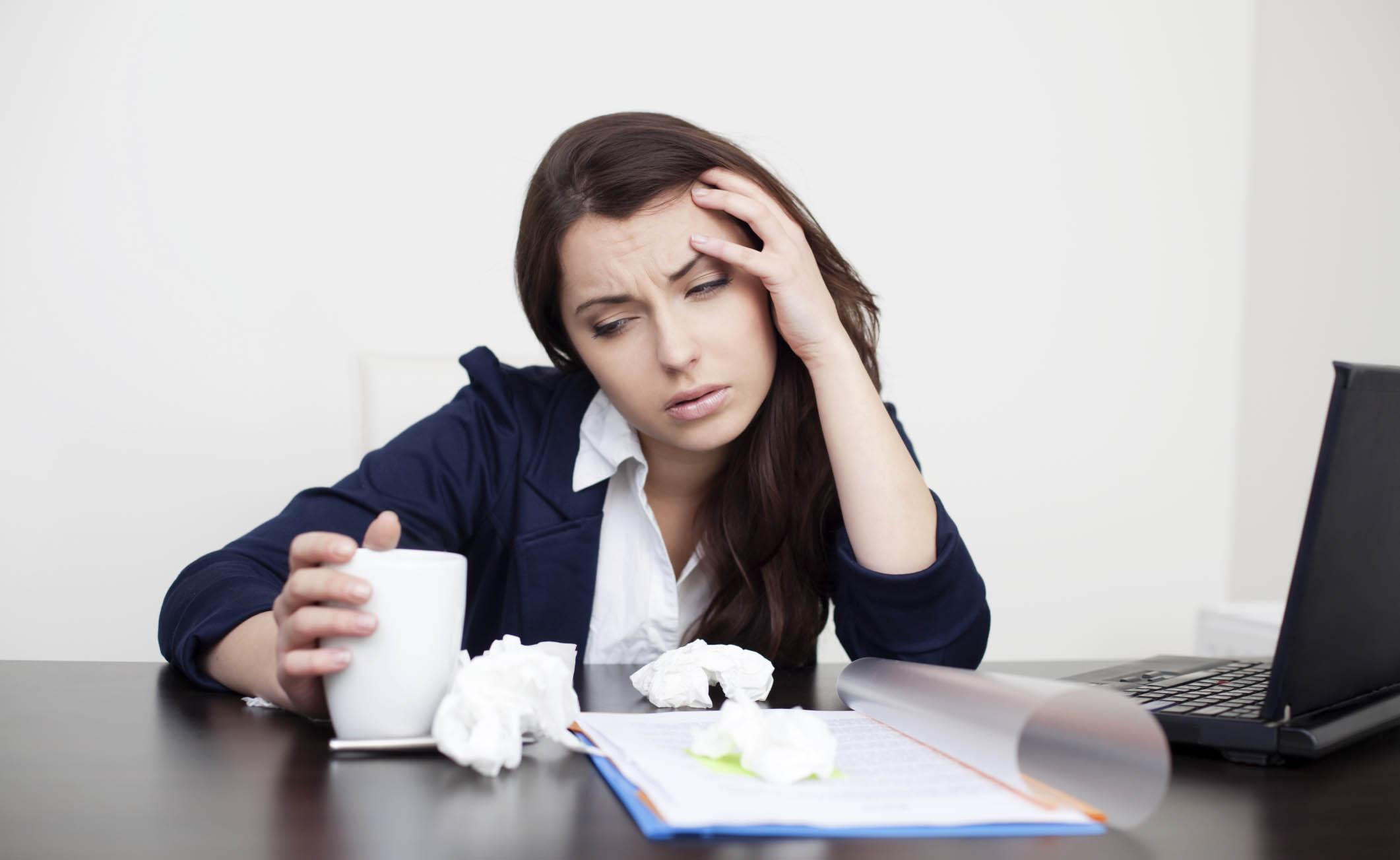 Lavorare quando si è malati fa male | Pazienti.it