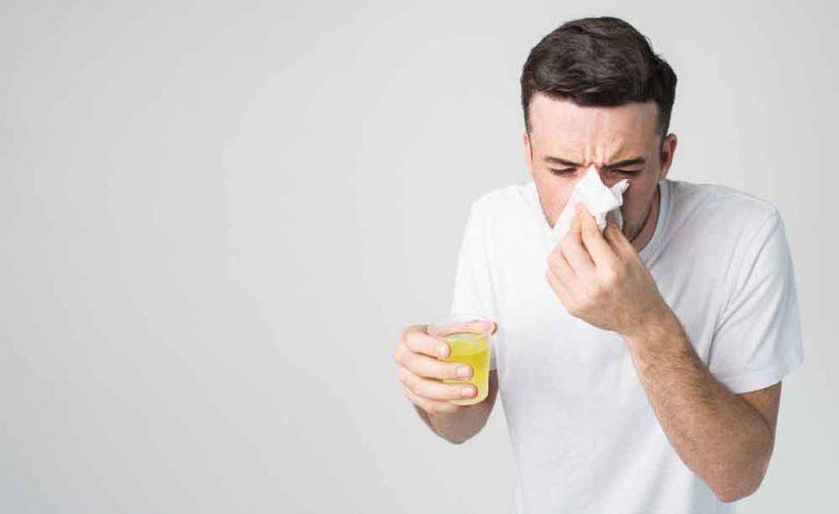 Perché il naso cola quando si è ammalati? | Pazienti.it