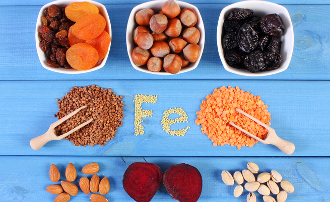 Anemia di primavera, l'alimentazione corretta   Pazienti.it