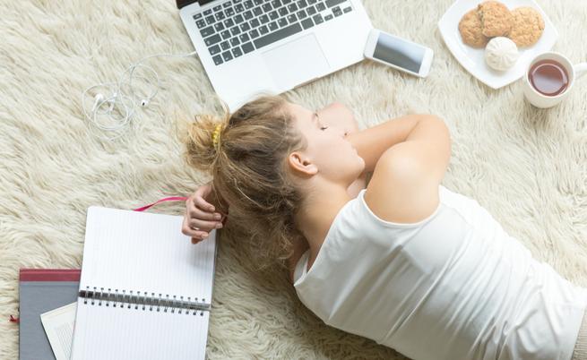 Stanchezza estiva: quando il lavoro è una causa