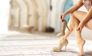 gambe gonfie: le cause e i rimedi | Pazienti.it