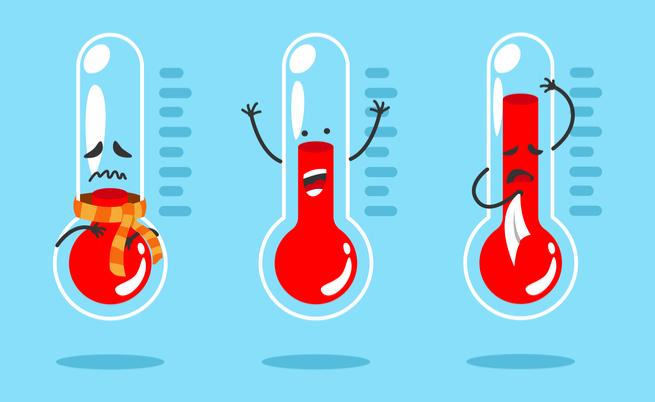 Le cause della febbre: quali farmaci scegliere per abbassarla