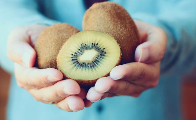 Kiwi per il colesterolo e altri benefici