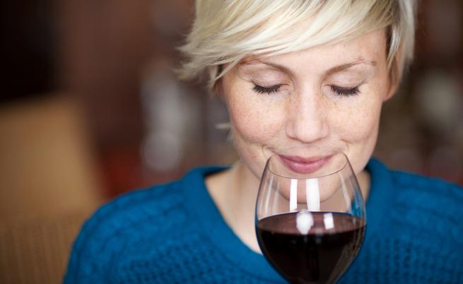 il vino fa bene bene al cervello