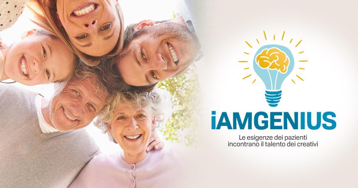 iamgenius: soluzioni per pazienti oncologici