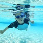 Nuotare con il tuo bambino