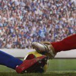 Gli effetti dell'ansia su un giocatore di calcio