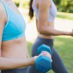 Il giusto reggiseno evita i dolori durante l'attività fisica