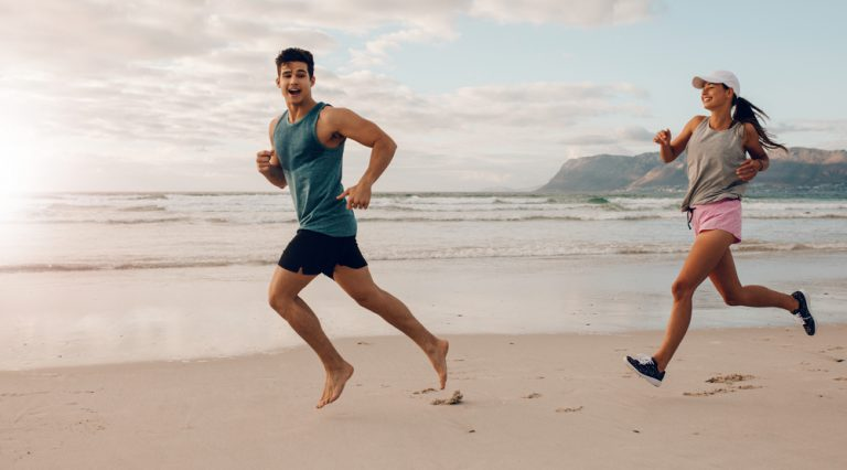 allenarsi col partner: i pro e i contro