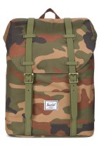 Herschel Rygsæk Retreat Youth, Woodland Camo