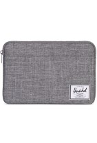 Herschel Anchor Macbook Sleeve, Raven Crosshatch
