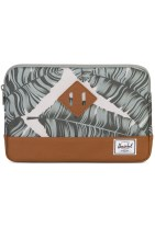 Herschel Heritage iPad Sleeve, Black Palm