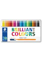 STAEDTLER Triplus color tusser 1,0 mm, 30 stk.