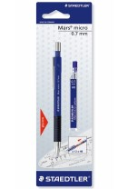 STAEDTLER Mars micro pencil, 0,7 mm med stifter
